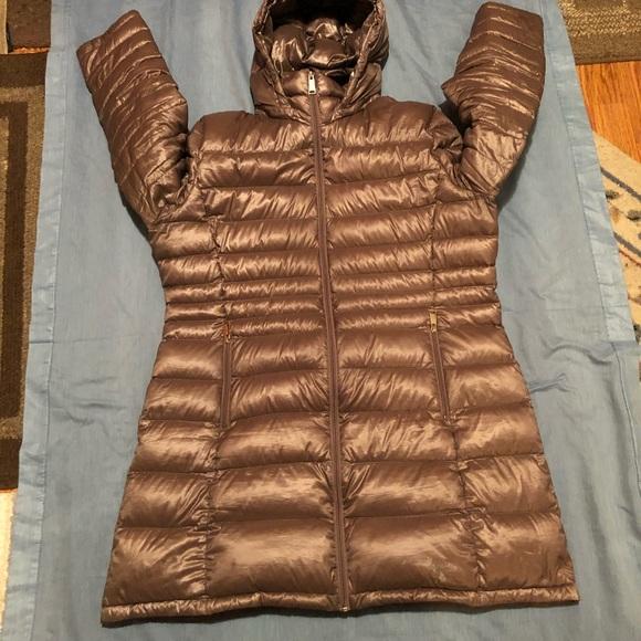 Andrew MARC packable premium down coat/jacket